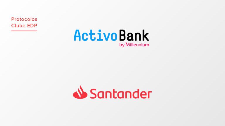 Novos Protocolos Ativo Bank e Santander