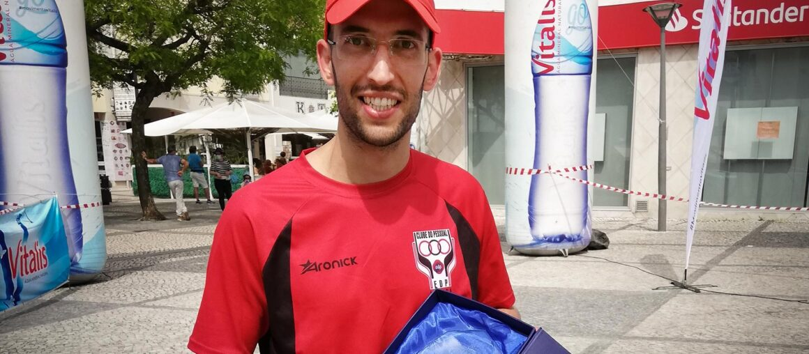 Pedro Amaro conquista 2º lugar na Ultra Maratona Caminhos do Tejo 2021